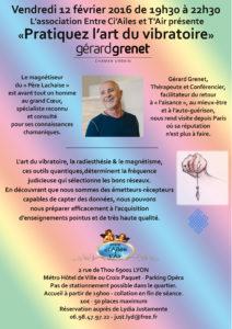 Pratiquez l'art du vibratoire avec Gérard Grenet