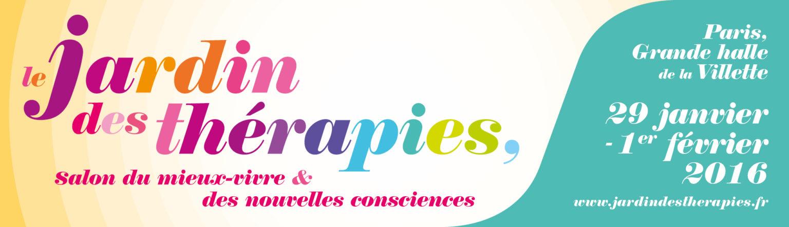 Le jardin des thérapies - Paris, Grande halle de la Villette