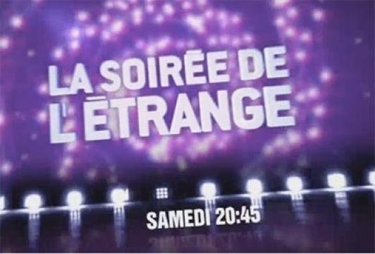 La soirée de l'étrange - TF1