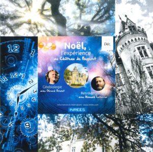 Noël, l'expérience au Chateau de Fougeret