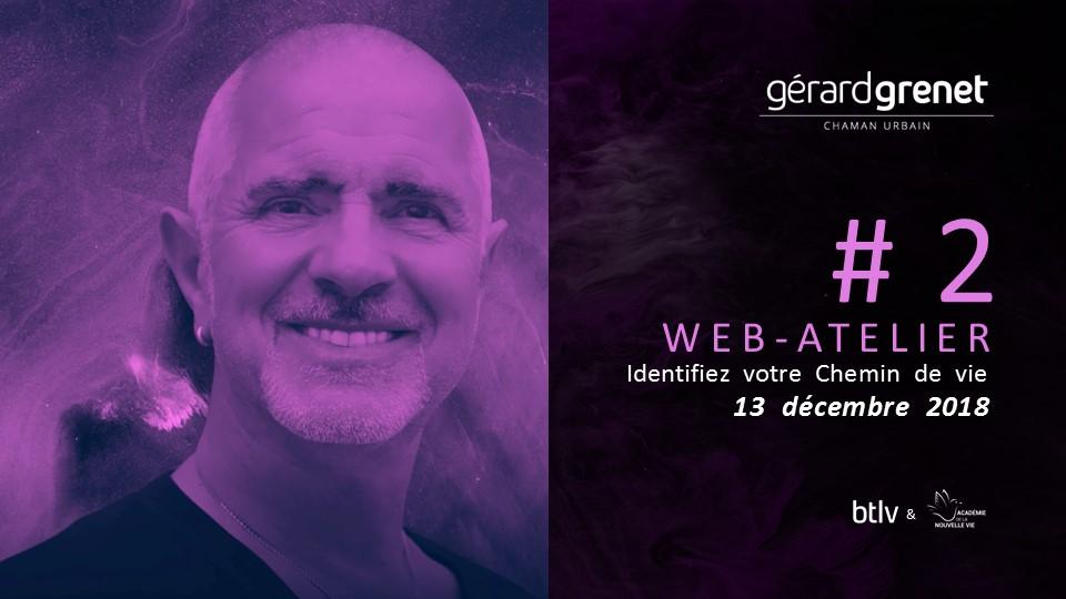 Web Atelier Gerard Grenet #2