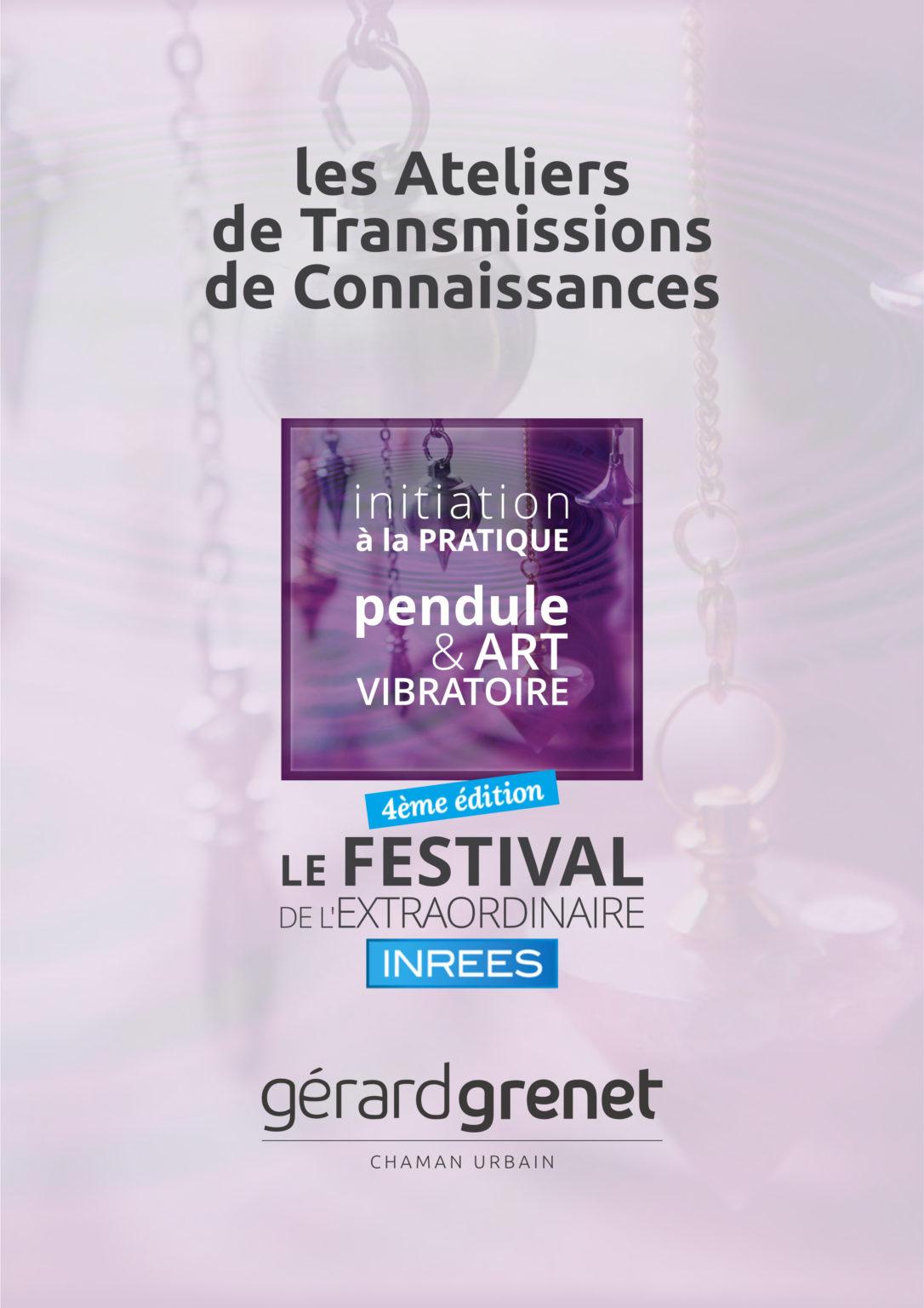 4eme festival de l'extraordinaire avec l'INREES