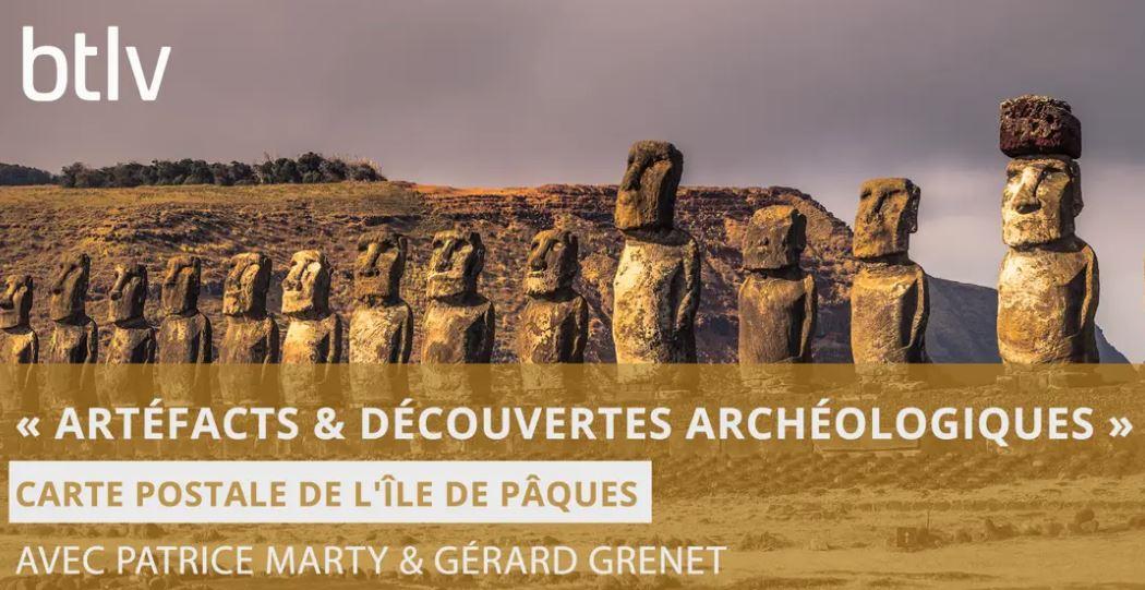 Artéfacts & découvertes archéologiques